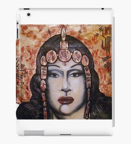 Saint Yma Sumac iPad Case/Skin