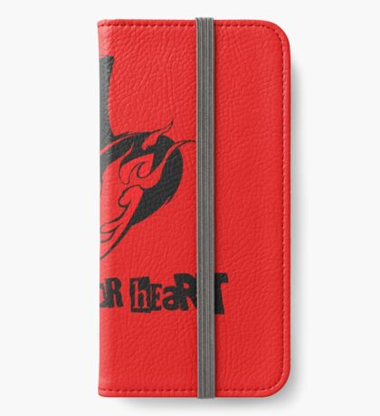 """Persona 5 - """"Take Your Heart"""" iPhone Wallet/Case/Skin"""