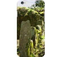 Historic markers iPhone Case/Skin