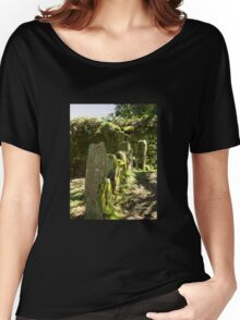 Historic markers Women's Relaxed Fit T-Shirt