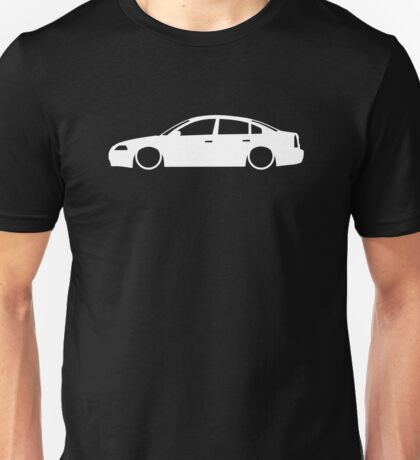 Lowered car for VW Passat B5.5 facelift sedan 2001-2005 enthusiasts Unisex T-Shirt