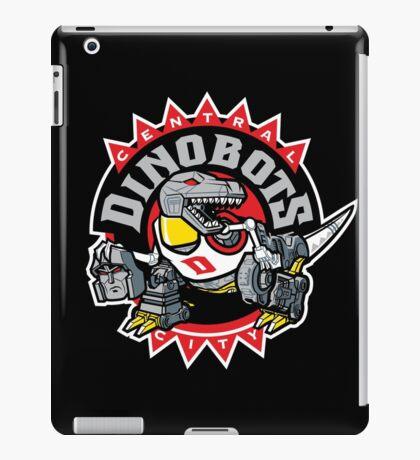 Central City Dinobots iPad Case/Skin