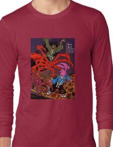 Kid Cudi - Passion Pain & Demon Slayin' Usagi Yojimbo Cover Long Sleeve T-Shirt