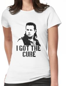 I Got The Cure Womens Fitted T-Shirt