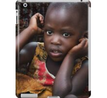 Uganda Future Probe iPad Case/Skin