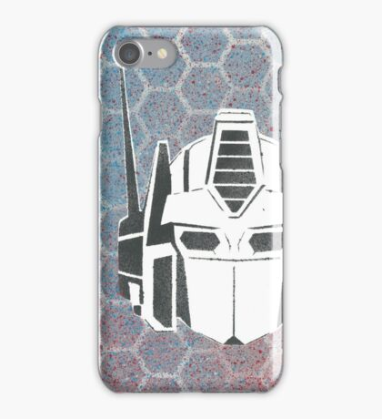 Optimus Prime iPhone Case/Skin