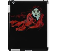 The Chase - Running Away From Fear iPad Case/Skin