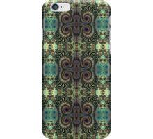 Cute Curly Patterns iPhone Case/Skin