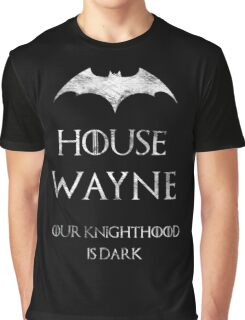 The Noble House of Waynes Graphic T-Shirt
