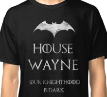 The Noble House of Waynes Classic T-Shirt