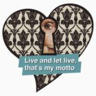 Mrs. Hudson's motto by AAA-Ace