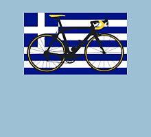 Bike Flag Greece (Big - Highlight) Unisex T-Shirt