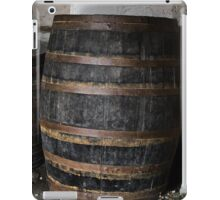Barrels iPad Case/Skin