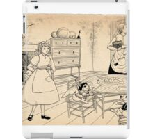 Mrs. Gage's Kitchen iPad Case/Skin