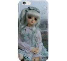 Rainy Day Feelings iPhone Case/Skin