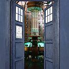 The Tardis - Doors Open by nologic