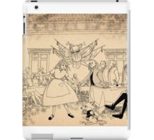 Tammy In Independence Hall iPad Case/Skin