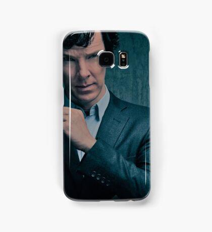 Sherlock - Season 4 (Samsung Case) Samsung Galaxy Case/Skin