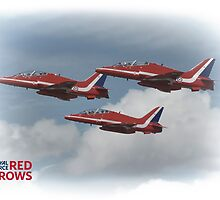 The Red Arrows -  Duvets, Cases, Pillows etc by © Steve H Clark