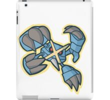 Mega Metagross iPad Case/Skin