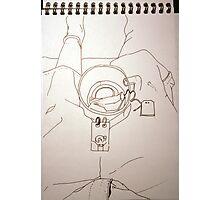 Petits Dessins Debiles - Small Weak Drawings#39 Photographic Print