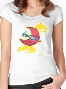 Mega Salamence Women's Fitted Scoop T-Shirt