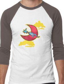 Mega Salamence Men's Baseball ¾ T-Shirt
