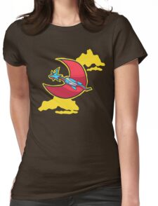 Mega Salamence Womens Fitted T-Shirt