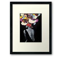 Big Imagination Framed Print
