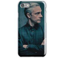 John Watson - Season 4 (iPhone Case) iPhone Case/Skin