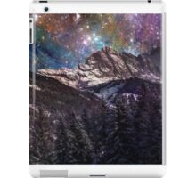 Fantasy mountain landscape iPad Case/Skin