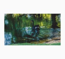 Black Swan Reflection Kids Clothes