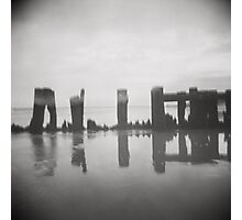 Folly Stonehenge Photographic Print
