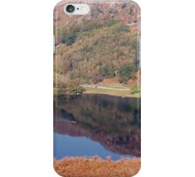 Rydal Water, Cumbria UK iPhone Case/Skin