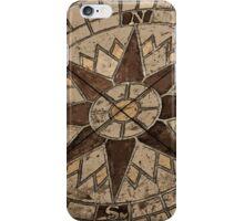 Masonry Compass iPhone Case/Skin