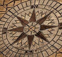 Masonry Compass by GalleryThree