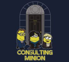 Consulting Minion by TopNotchy