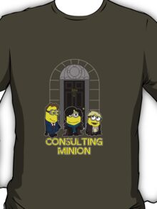 Consulting Minion T-Shirt