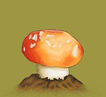 Mushroom by TB-Samurai