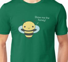 Kawaii and cute bee pun  Unisex T-Shirt