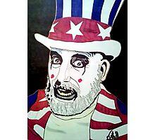 Captain Spaulding Photographic Print