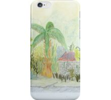 The Jungle Takes Over iPhone Case/Skin