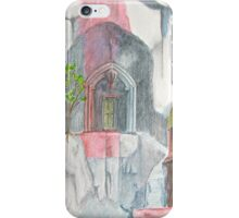 Monastic Series—Fortified Monastery in Cliff iPhone Case/Skin