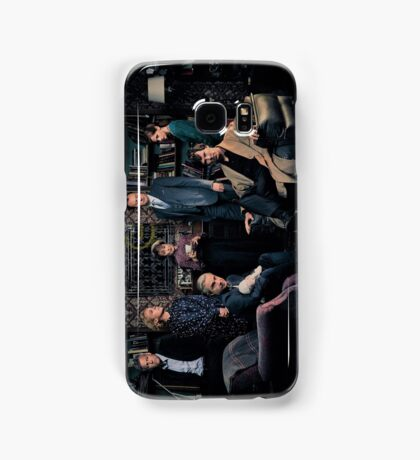 Sherlock Cast - Season 4 Samsung Galaxy Case/Skin