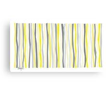 Lemon Delight on a Gray Day Canvas Print