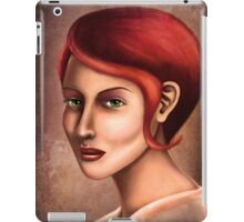 Wisdom in Her Eyes iPad Case/Skin