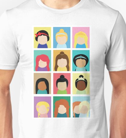 Princess Inspired Unisex T-Shirt