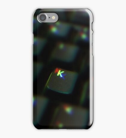 Its K iPhone Case/Skin