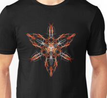 Energetic Geometry – Techno Shaman Energy Focus Invocation Symbol Unisex T-Shirt