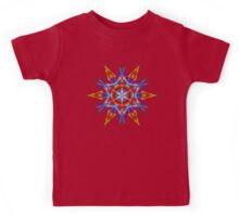 Energetic Geometry - Crystalline Creativity  Kids Tee